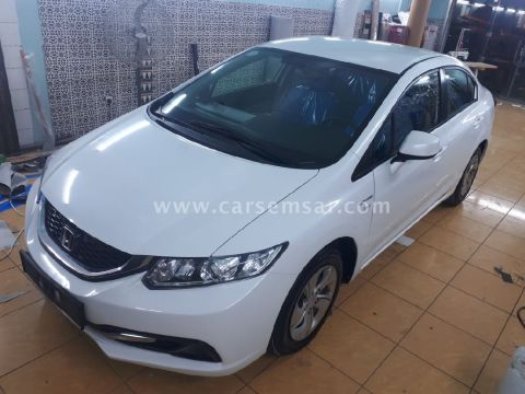 2013 Honda Civic 1.8 i-VTEC EXi