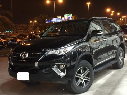 2016 Toyota Fortuner 4.0 V6