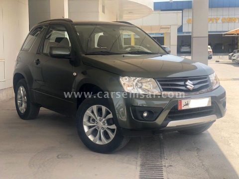 2018 Suzuki Grand Vitara 3 Door