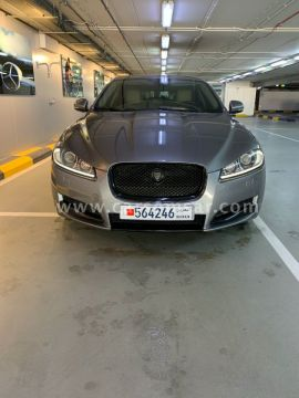 2012 جاكوار XF 3.0 V6