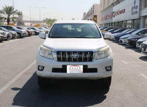 2011 Toyota Prado TXL V6