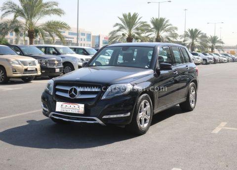 2014 Mercedes-Benz GLK-Class GLK 250
