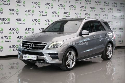 2014 Mercedes-Benz ML-Class ML 350
