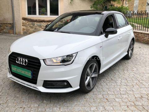 2018 Audi A1 1.4 TFSI