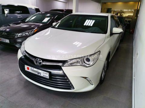 2016 Toyota Camry GL