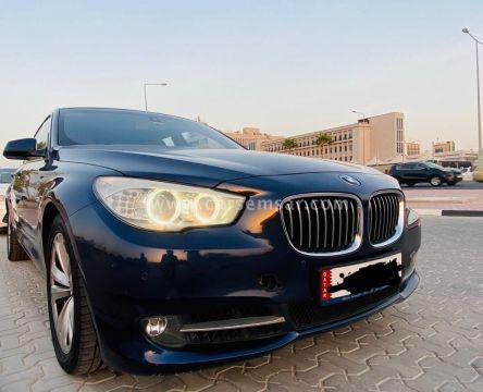 2012 BMW 5-Series 535i GT