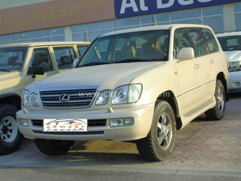 2005 لكزس ال اكس 470