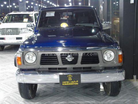 1995 Nissan Patrol Safari 2 Door