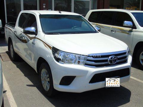 2018 Toyota Hilux 2.7