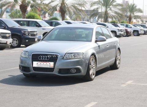 2011 Audi A6 3.0 T