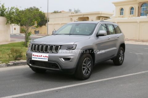 2019 Jeep Grand Cherokee 3.6 Limited 4x4