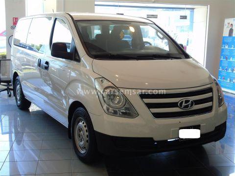 2017 Hyundai H1 2.4