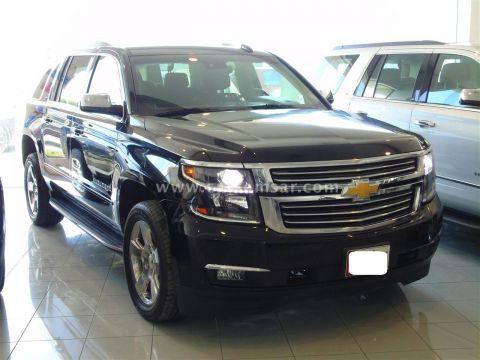 2017 Chevrolet Suburban LTZ