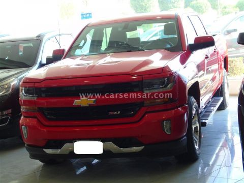 2017 Chevrolet Silverado 1500 Crew Cab LT