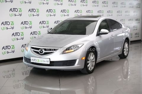 2011 Mazda 6 Ultra