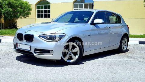 2013 BMW 1-Series 118i