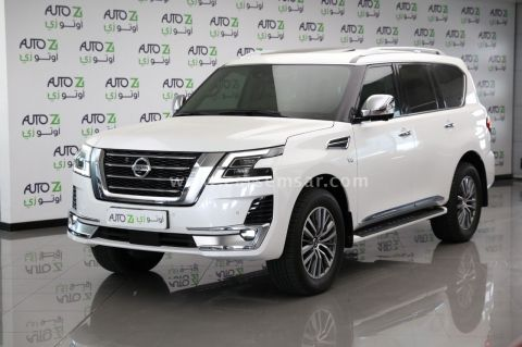 2020 Nissan Patrol Platinum For Sale In Qatar New And Used Cars For Sale In Qatar
