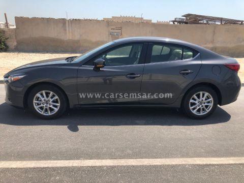 2018 Mazda 3 1.6