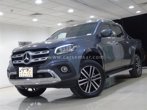 2018 Mercedes-Benz Pickup Pick-up X250 D