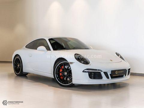 2013 Porsche 911 Carrera S 3.8