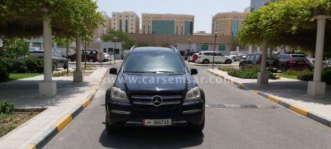 2011 Mercedes-Benz GL-Class GL 500