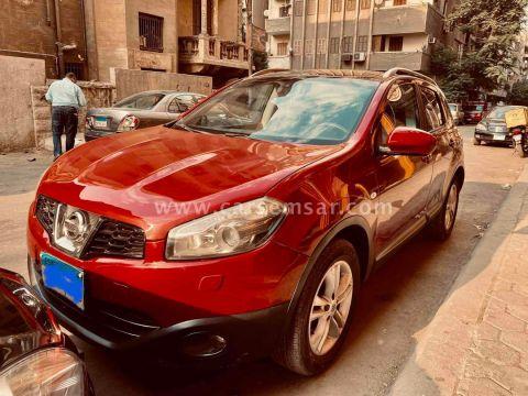 2012 Nissan Qashqai SE