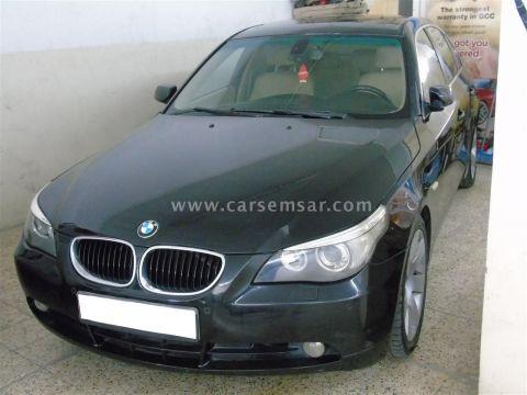 2007 BMW 5-Series 530i