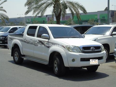 2010 Toyota Hilux VVT-i 4X4