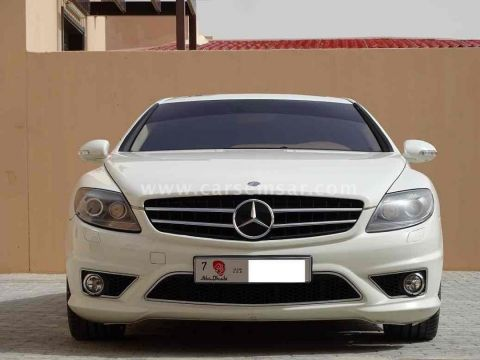 2007 مرسيدس بنز الفئه CL 600 Bi-Turbo