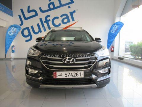 2017 Hyundai Santa Fe 2.4