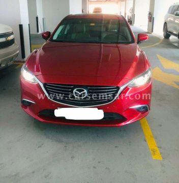 2017 Mazda 6 1.6