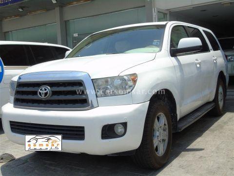 2015 Toyota Sequoia 5.7