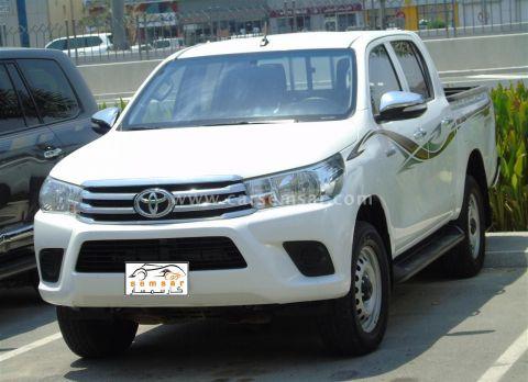 2017 Toyota Hilux 2.7 VVTi 4x4 SR5