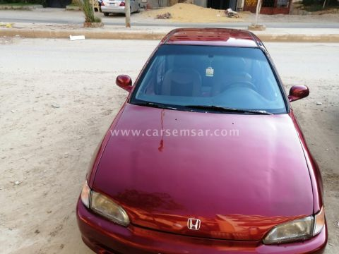1993 Honda Civic 1.6