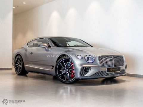 2019 Bentley Continental GT First Edition