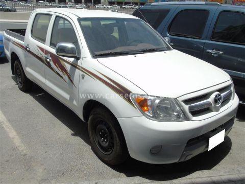 2008 Toyota Hilux 2.0 VVTi SRX