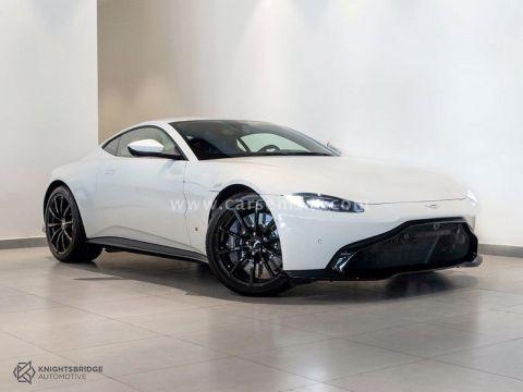 2019 Aston Martin Vantage V8