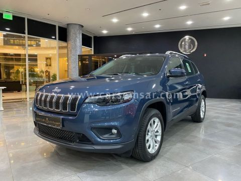 2020 Jeep Cherokee Longitude 4x4