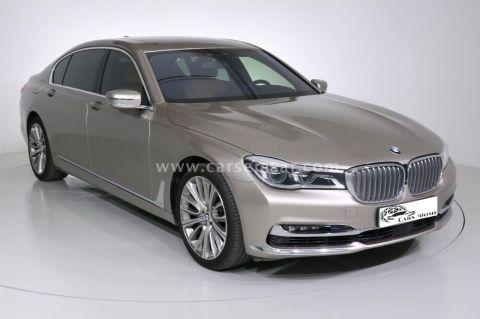 2018 BMW 7-Series 740 Li