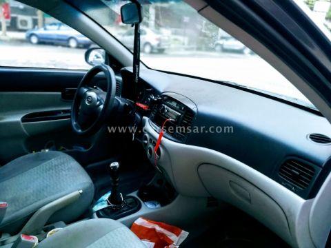 2007 Hyundai Accent 1.6