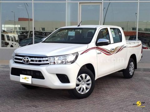 2021 Toyota Hilux 2.7