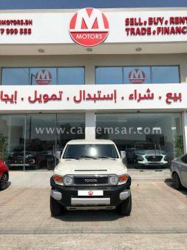 2009 Toyota FJ Cruiser 4x4 Automatic