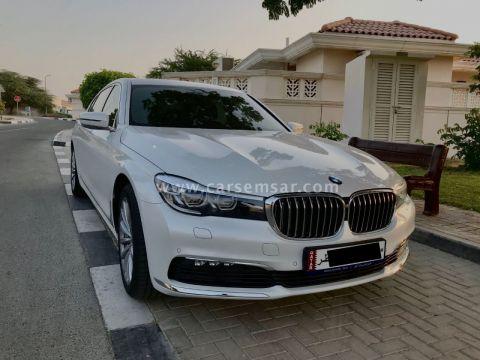 2018 BMW 7-Series 730 Li