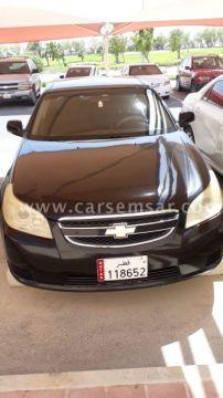 2008 Chevrolet Epica 2.0