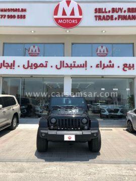 2016 Jeep Wrangler 3.8 Unlimited Sahara