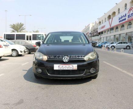 2012 Volkswagen Golf 1.6