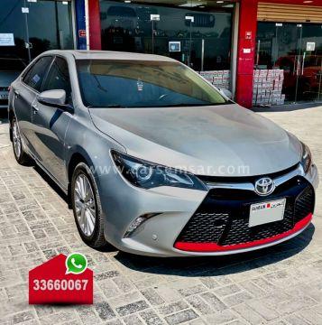 2017 Toyota Camry GLX