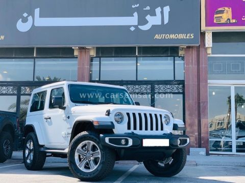 2019 Jeep Wrangler 3.6 Sahara