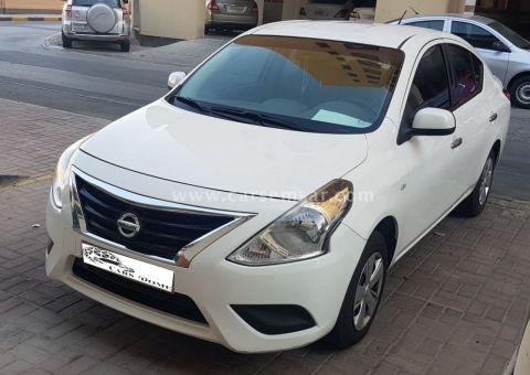 2016 Nissan Sunny 1.5