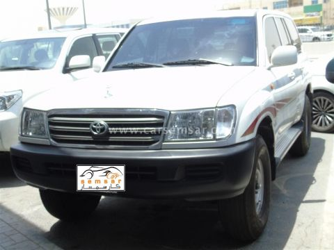 2004 Toyota Land Cruiser GX